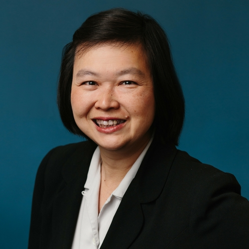 Ivy Birgani, QPA, QKA, MBA